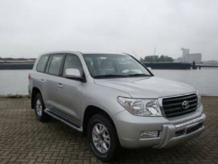 Toyota Land Cruiser 200 GXR